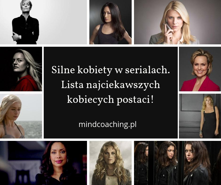silne kobiety w serialach